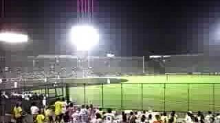 2008年9月25日 阪神甲子園球場でおこなわれた、阪神対横浜戦での金本選...