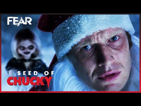 Chucky Kills Santa   Seed Of Chucky
