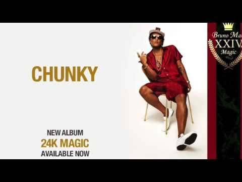 Chunky - Bruno Mars Clean Version (With...