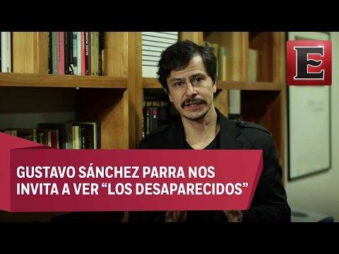 """Gustavo Sánchez Parra habla sobre la cinta """"Los parecidos"""""""