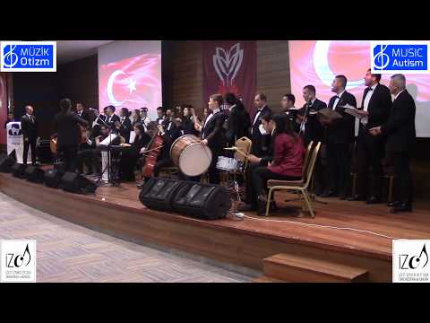 IZOT Izmir Autism Orchestra and Choir - Volunteer Summit Concert - Ankara TURKEY 2019