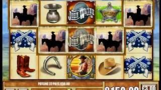 видео Игровой слот John Wayne — онлайн бесплатно