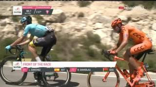 Велоспорт   Джиро дИталия   Восьмой этап 2 часть