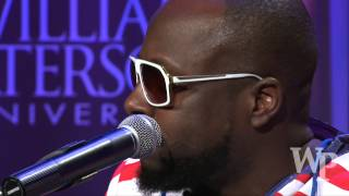 No Woman No Cry: Wyclef Jean: College Radio Day 2013
