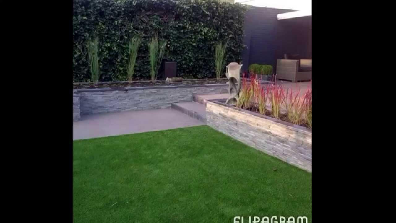 Kunstgras Op Tegels : Keramische tegels 60x60 met kunstgras. youtube