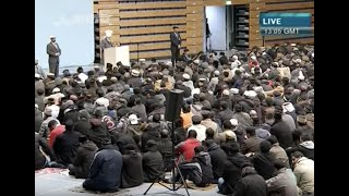 Urdu Khutba Juma 7th December 2012 - Visions & True Dreams of Companions of The Promised Messiah(as)
