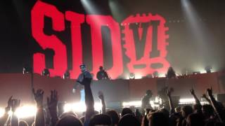 Sido - Selfie & Schlechtes Vorbild Live @ Lanxess Arena Köln 14.11.15