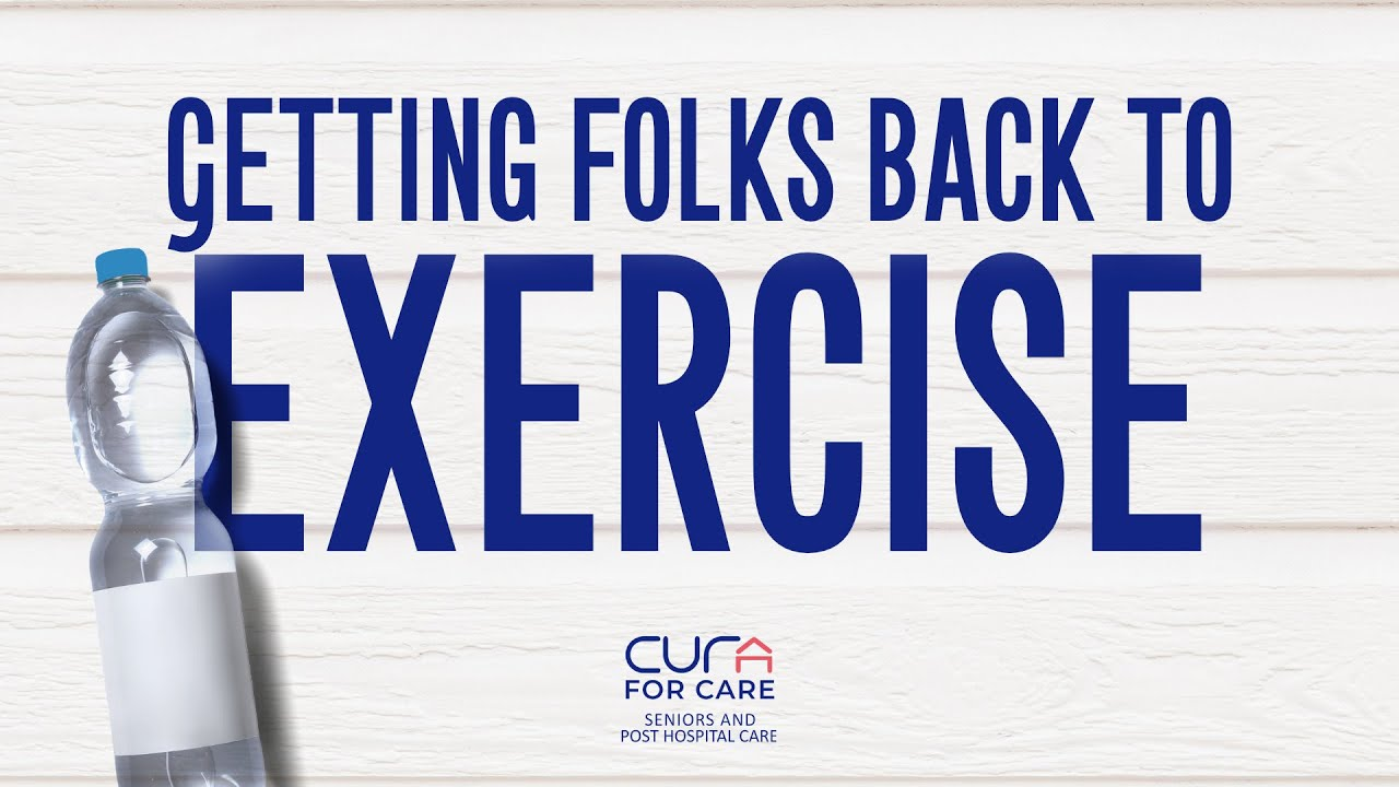 Getting Folks Back to Exercise