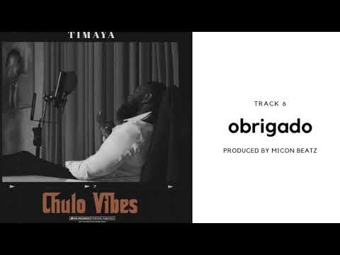 Timaya - Obrigado (Official Audio)
