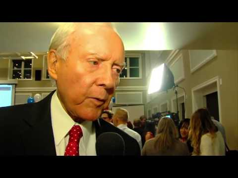 Rod Decker interviews Orrin Hatch