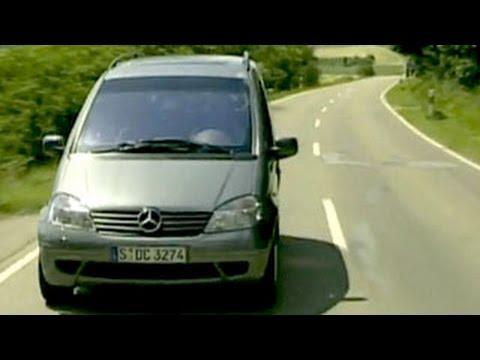 Mercedes Vaneo 1.7 CDI: Der Minivan Von Mercedes Im Motorvision-Dauertest