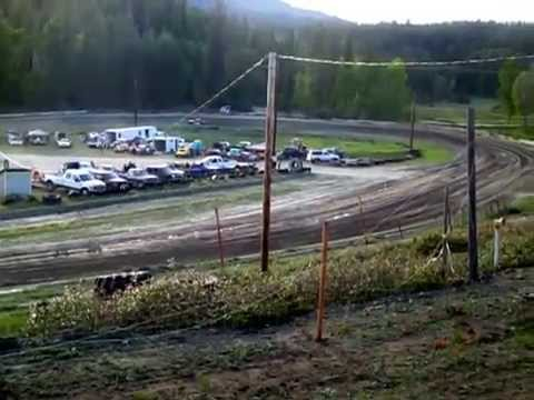 Northport Raceway Hornet Main Event May 9th 2015