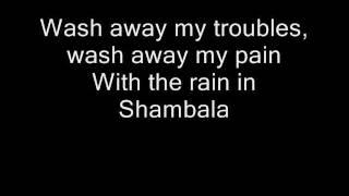 Shambala Lyrics