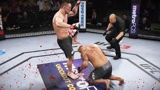 ГРОЗА ПРАЙДА МИРКО КРОКОП в UFC 3 САМЫЙ СИЛЬНЫЙ УДАР НОГОЙ