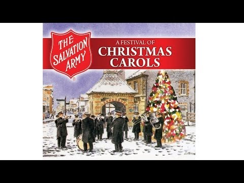 Christmas Carols from the Salvation Army
