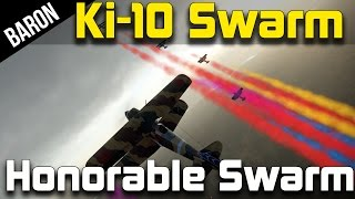 War Thunder Ki-10 Space Shuttle Swarm with PhlyDaily!