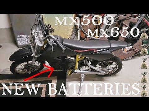 #razormx650 #razormx500 #razorelectricdirtbike