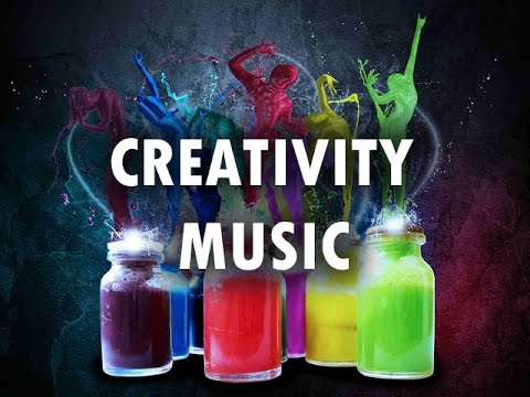 BEST 8 Hour Background Creativity Music - for Creativity and