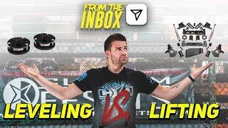 Leveling Kit vs Lift Kit    From The Inbox