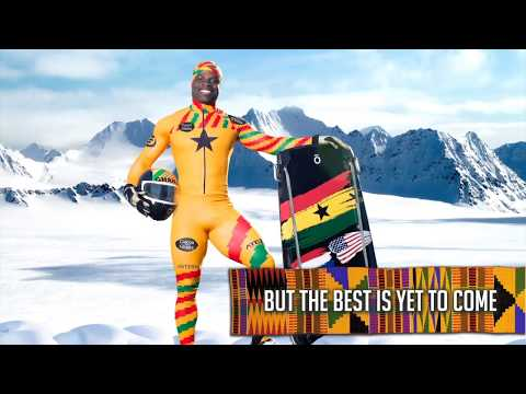 Akwasi Frimpong first man representing Ghana and Africa in Winter Olympics Skeleton