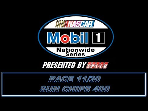 NASCAR Mobil 1 Nationwide Series S2 Sun Chips 400 (11/30)