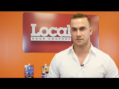 Local Door Coupons, the nations fastest growing marketing franchise!