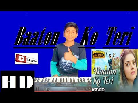 BAATON KO TERI (Instrumental) - Arijit Singh - All Is Well