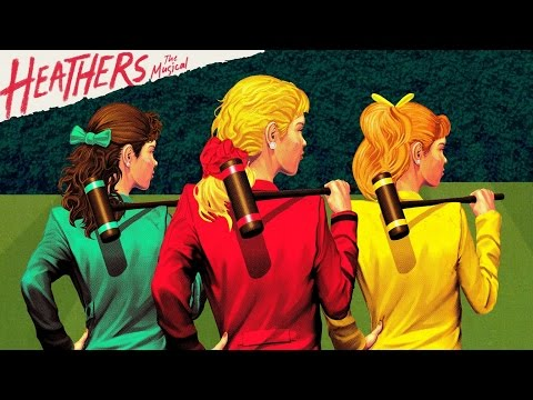 Me Inside of Me - Heathers: The Musical +LYRICS