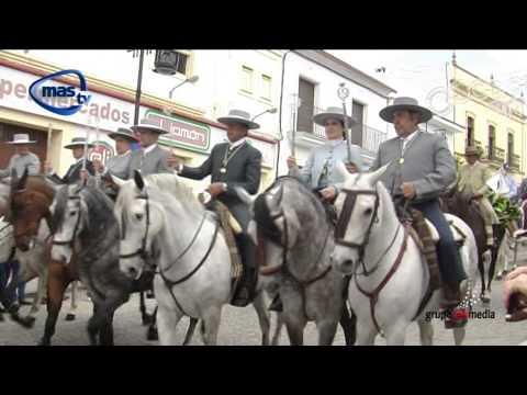 Romería de la Peña, Puebla de Guzmán parte 1
