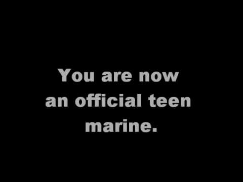 teen marines last chapter briefing