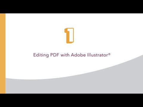 10 things you do with PDF, but shouldn't. 1. Illustrator is not a PDF editor