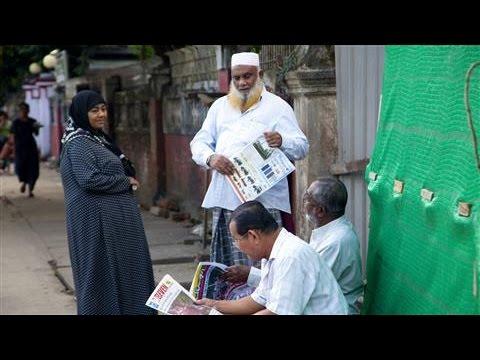 Myanmar Vote Ends With No Muslim Representatives