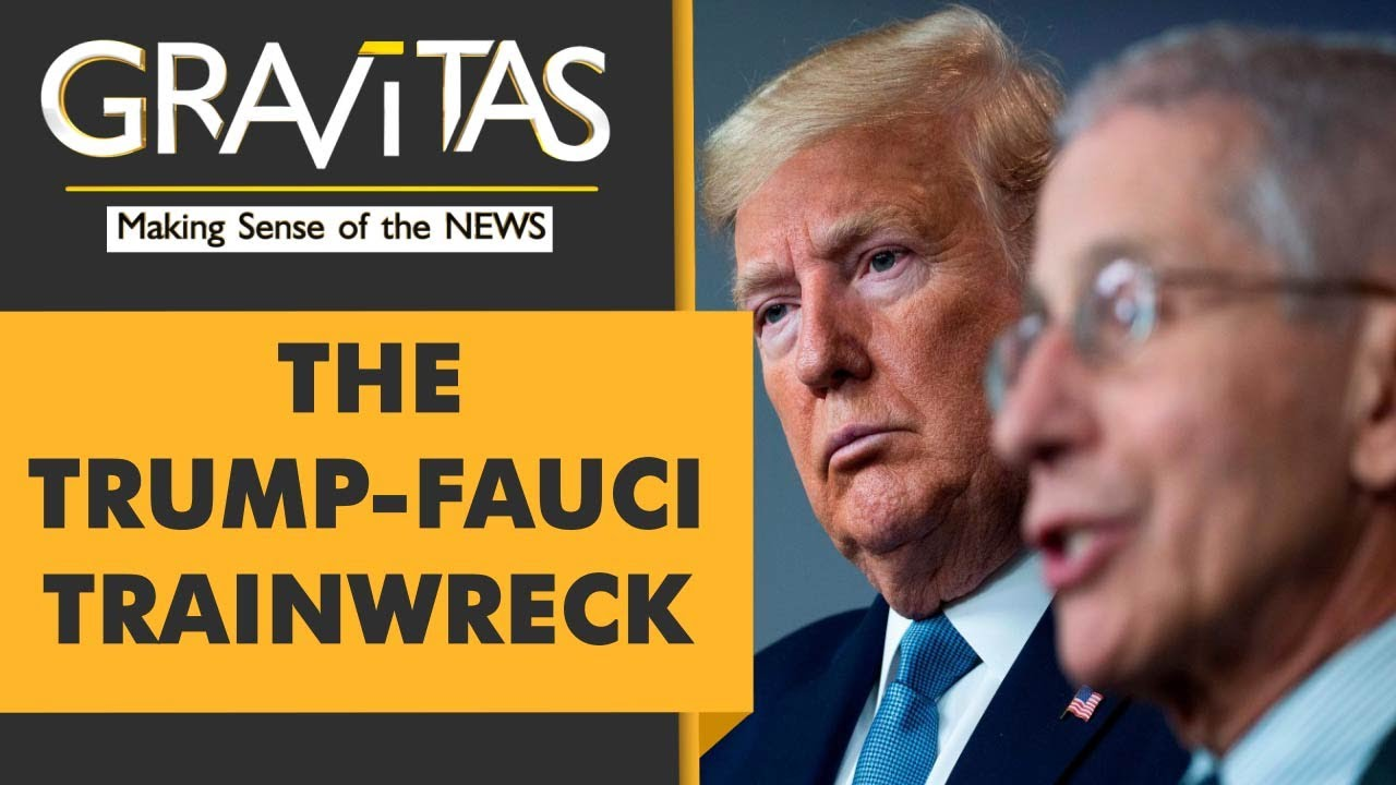 Gravitas: Fauci's e-mails reveal U.S pandemic mess