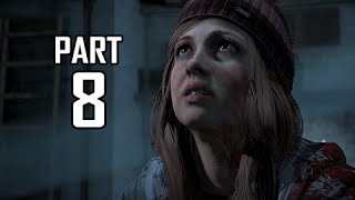 until dawn walkthrough part 8 doll house ps4 let s play gameplay commentary