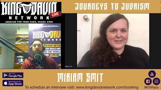 "Miriam Smit featured on ""Journeys To Judaism"""