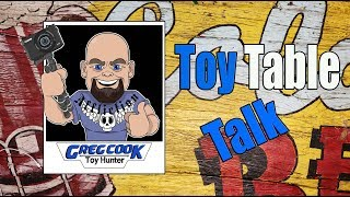 Toy Table Talk - Funko Pops, Marvel, DC, Hot Toys, Black Series, Comics and More.
