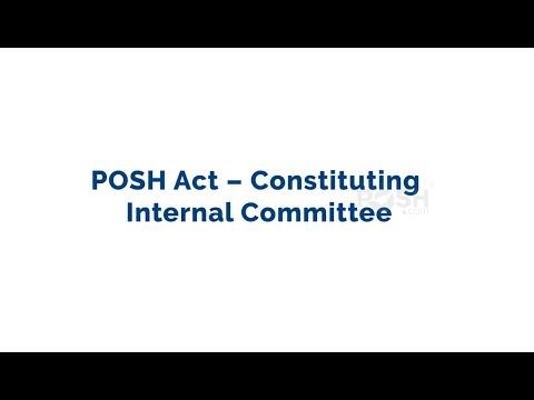 POSH Act 4