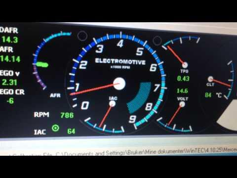 Flenstad Tekniske Mercedes M111 turbo