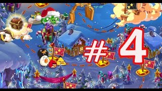 Angry Birds Epic: Part-4 Event Portal Gameplay [The Holidays Are Coming! Level 16-20]