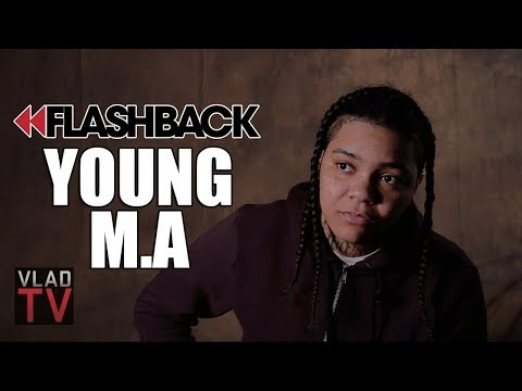 Flashback: Young M.A. - I've Had Boyfriends, But I Knew I was Gay