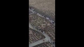 *Special* Aerial View & Description of Baqi Graveyard in Madinah ~ Sh. Yasir Qadhi