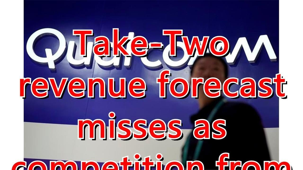 Take-Two revenue forecast misses as competition from 'Fortnite' intens...