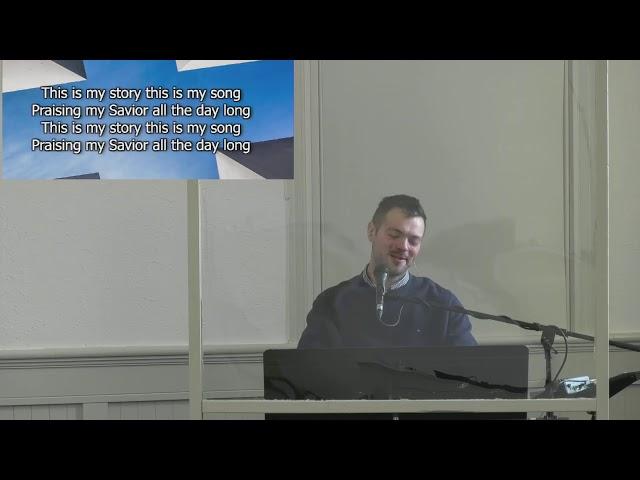 Caledonia Congregational Church Live Stream  - January 17, 2021