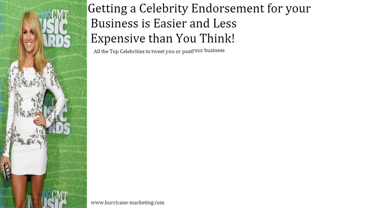 business report endorsements
