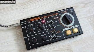"BOSS DR-55 ""Dr.Rhythm"" Analog Drum Machine (1979)"
