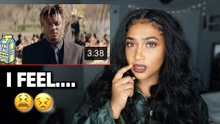 Juice WRLD - Robbery (Music Mp3) | REACTION