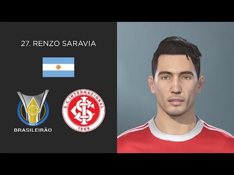 Renzo Saravia (Racing) - PES 2019