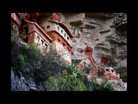 Best tourist attractions in Peru - Chachapoyas - Revash Mausoleo