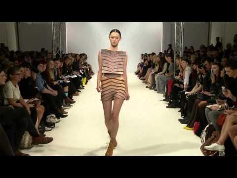 TONI&GUY @ Georgia Hardinge SS12 - London Fashion Week