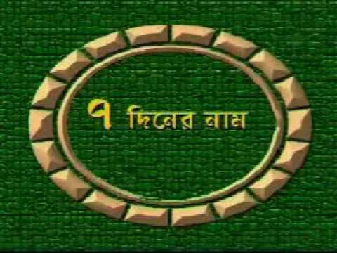 Image result for সাত দিনের নাম